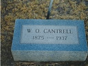 W. O. CANTRELL