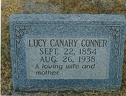 Lucy Canary CONNER