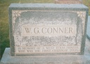 W G CONNER