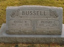 Myrtle W and Richard C BUSSELL