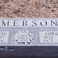 AMERSON, Homer Jarrell and Lora Sidwell Brown