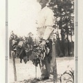 Robert Leonard on his Florida Tung Plantation