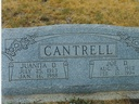 Joe D and Juanita D CANTRELL