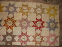 1936 Friendship Quilt made in Tulia, Texas