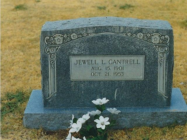 Jewell Cantrell